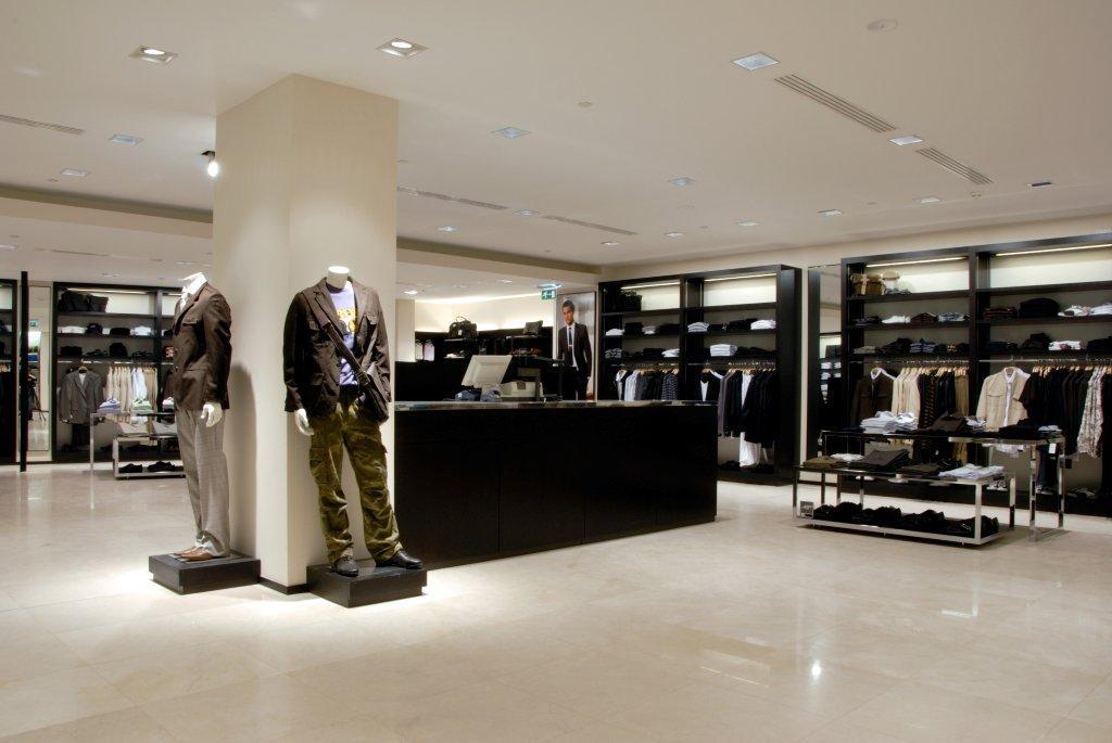 Фото магазин одежды 12